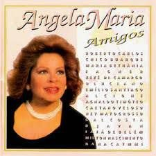 CD - Angela Maria - Amigos