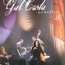 CD - Gal Costa - Acustico MTV