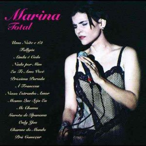CD -  Marina Lima - Total