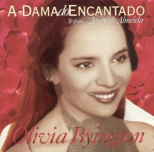 CD - Olivia Byington - A Dama Do Encantado
