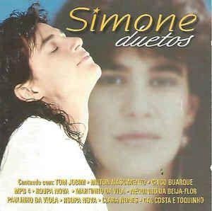 CD - Simone - Duetos