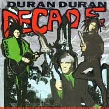 CD - Duran Duran - Decade - IMP