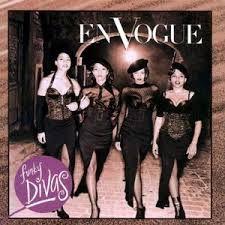 CD - En Vogue - Funky Divas IMP