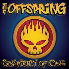 CD - The Offspring - Conspiracy Of One