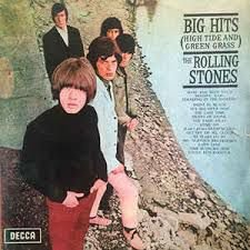 CD - Rolling Stones - Big Hits (High Tide And Green Grass)