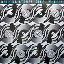 CD - Rolling Stones - Steel Wheels