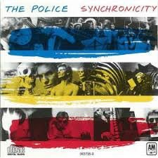 CD - The Police - Synchronicity