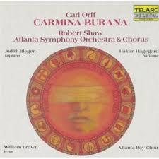 CD - Carl Orff - Carmina Burana - IMP