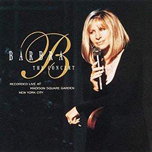 CD - Barbra Streisand - The Concert