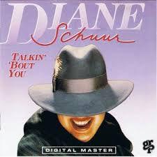 CD - Diane Schuur - Talkin Bout You - IMP
