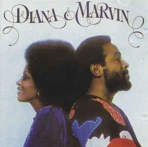 CD - Diana & Marvin - Diana Ross & Marvin Gaye ( A Motown Compact Classic )