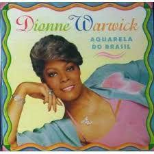 CD - Dionne Warwick - Aquarela Do Brasil