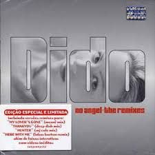 CD - Dido - No Angel The Remixes