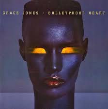 CD - Grace Jones - Bulletproof Heart - IMP