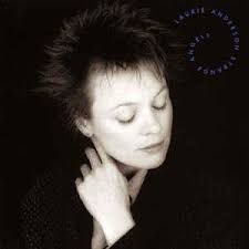 CD - Laurie Anderson - Strange Angels