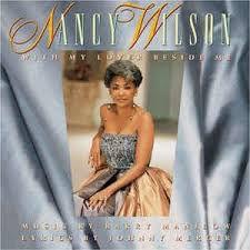 CD - Nancy Wilson - With My Lover Beside Me - IMP