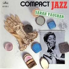 CD - Sarah Vaughan - Compact Jazz - IMP