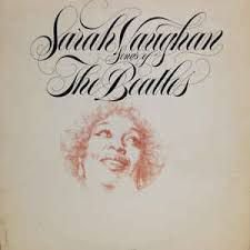 CD - Sarah Vaughan - Songs Of The Beatles