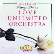 CD - The Best Barry White's - Love Unlimited Orchestra - IMP