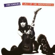 CD - Pretenders - Last Of The Independents - IMP