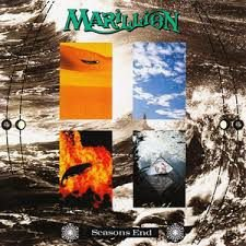 CD - Marillion - Seasons End
