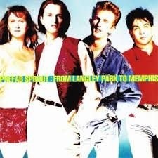 CD - Prefab Sprout - From Langley Park To Memphis - IMP