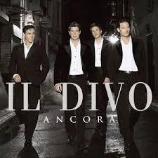 CD - Il Divo - Ancora