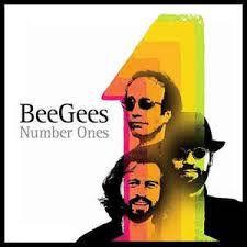 CD - Bee Gees - Number Ones