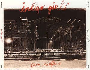 CD - Indigo Girls - 1200 Curfews . IMP  ( DUPLO )