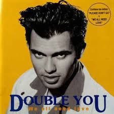 CD - Double You - We All Need Love