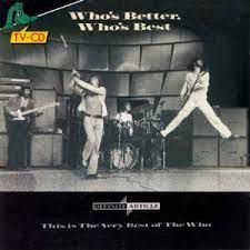 CD - The Who - Who's Better Who's Best