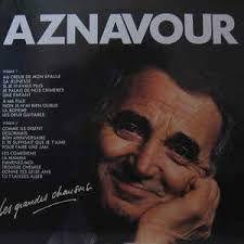 CD - Charles Aznavour - Les Grandes Chansons - IMP
