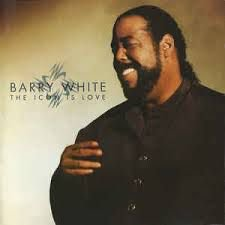 CD - Barry White - The Icon Is Love - IMP