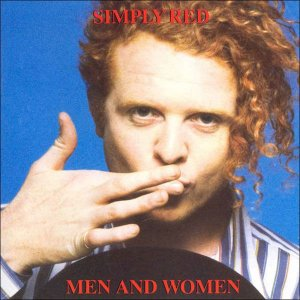 CD - Simply Red - Men and Women
