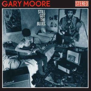 CD - Gary Moore - Still Got The Blues