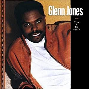 CD - Glenn Jones - Here I Go Again - IMP