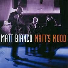 CD - MATT BIANCO - Matt's Mood