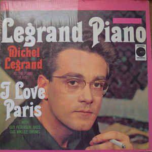 CD  - Michel Legrand - Legrand Piano - IMP