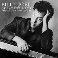 CD - Billy Joel - Greatest Hits Volume I & Volume 2 - IMP