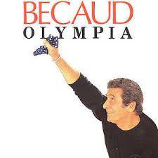 CD - Gilbert Bécaud - Bécaud Olympia