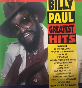 CD - Billy Paul - Greatest Hits
