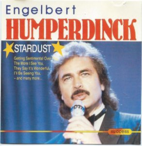 CD - Engelbert Humperdinck - Stardust - IMP