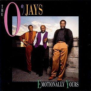CD - The O'Jays - Emotionally Yours - IMP