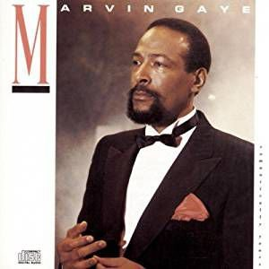 CD - Marvin Gaye - Romantically Yours - IMP