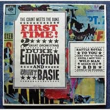 CD - Duke Ellington - The Count Meets The