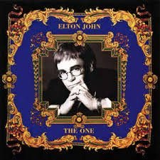 CD - Elton John - The One