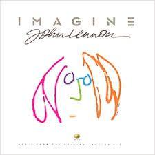 CD - John Lennon - Imagine John Lennon Music From the Motion Picture - IMP