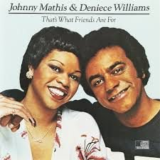 CD - Johnny Mathis & Deniece Williams - That's What Friends Are For - IMP