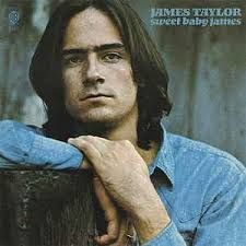CD - James Taylor - Sweet Baby James