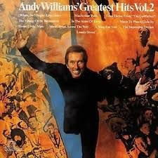 CD - Andy Williams - Greatest Hits Vol 2 - IMP
